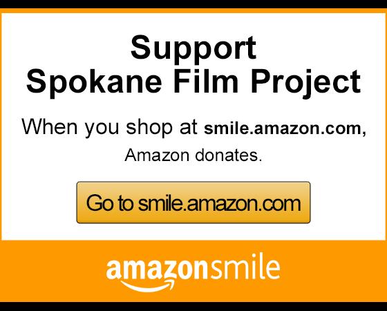 Support Spokane Film Project! When you shop at smile.amazon.com, Amazon donates. Go to smile.amazon.com