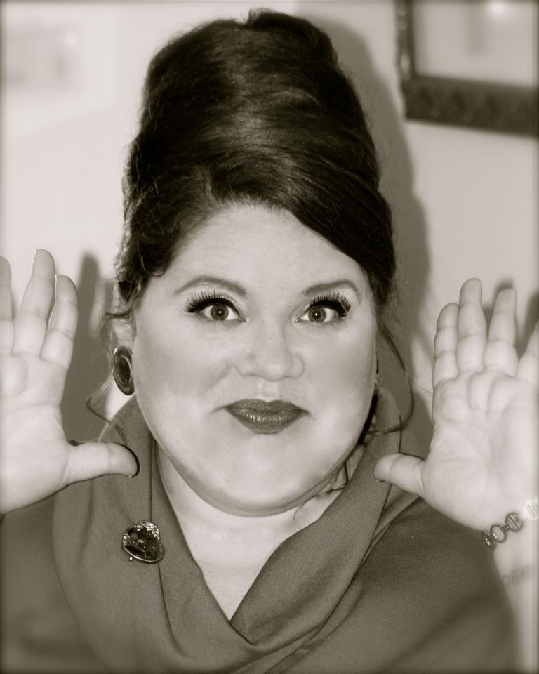 Promo Rebecca Cook 1960 BW