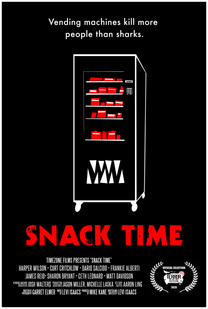 Snack Time - Poster