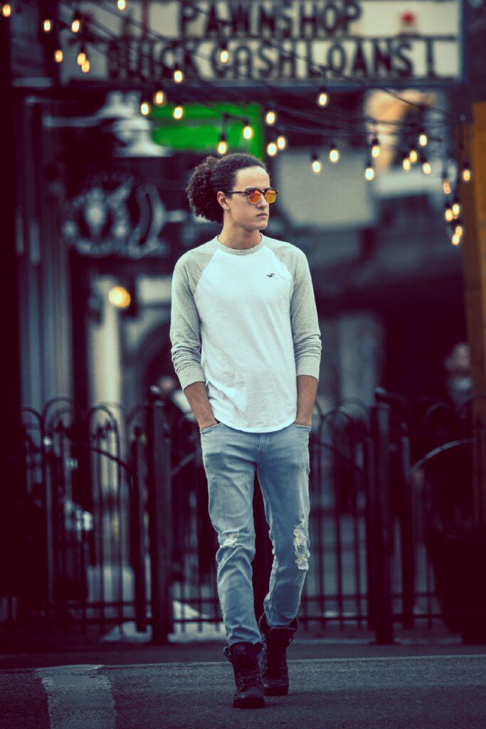 Travis Roop - Modeling 4